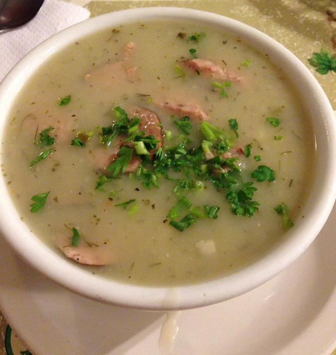 Zurek soup