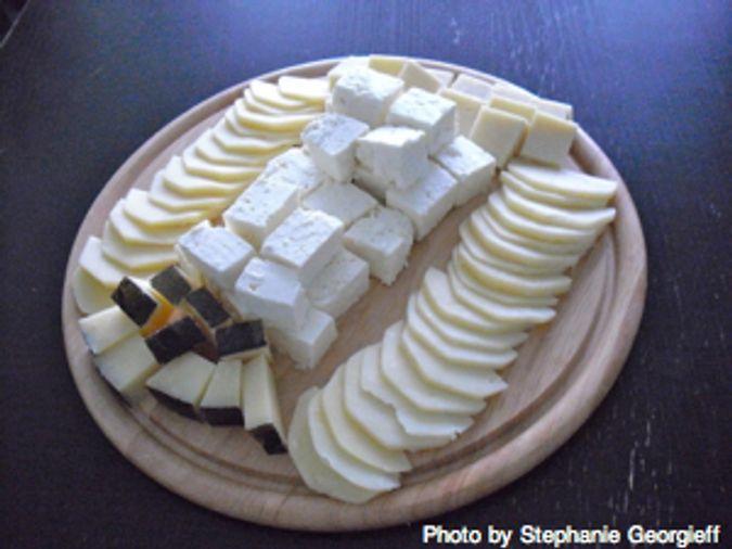 Macedonia Cheeses