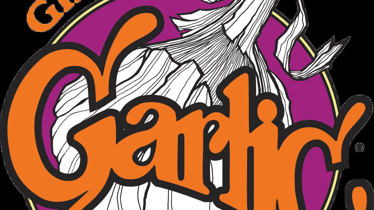 Gilroy Garlic Festival 2014 Logo