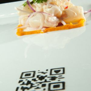 Squid Ink QR Code