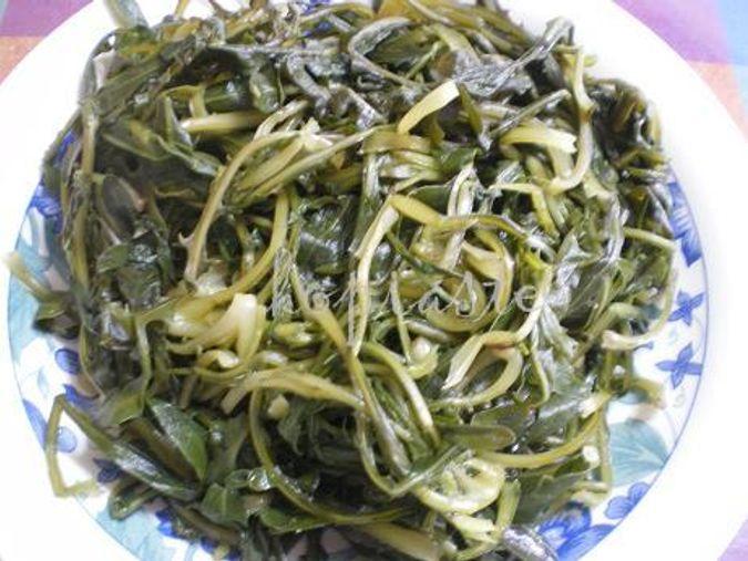 Stamnagathi as a salad
