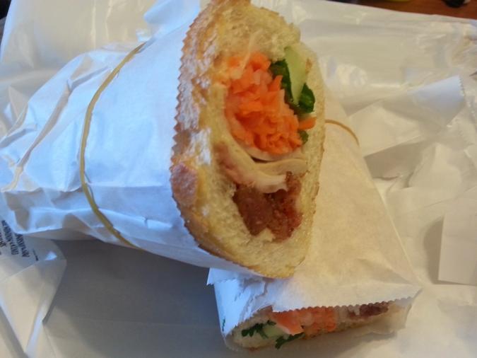 Saigon Vietnamese Sandwich