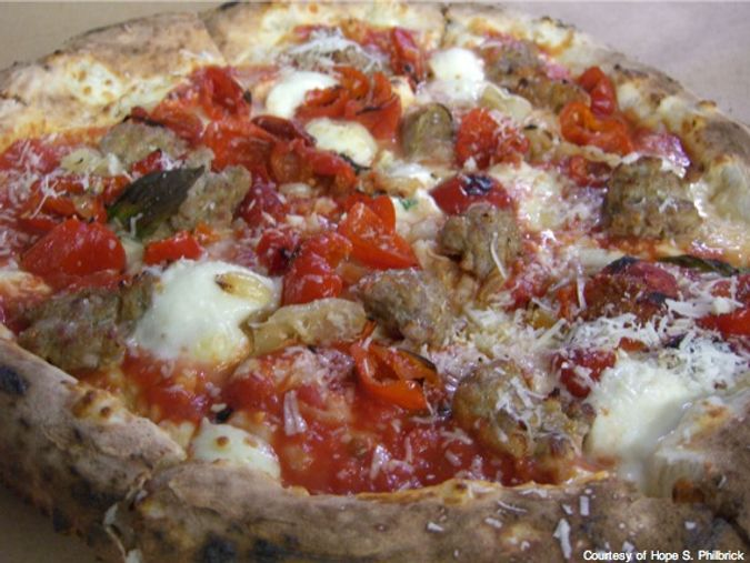 Antico Pizza - CREDIT HSP