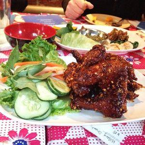 Ike's Vietnamese Fish Sauce Wings at Pok Pok