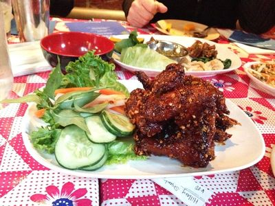 Ike's Vietnamese Fish Sauce Wings at Pok Pok