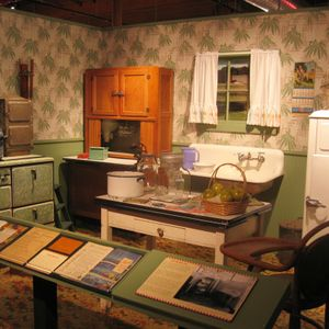 1943 Canning Kitchen