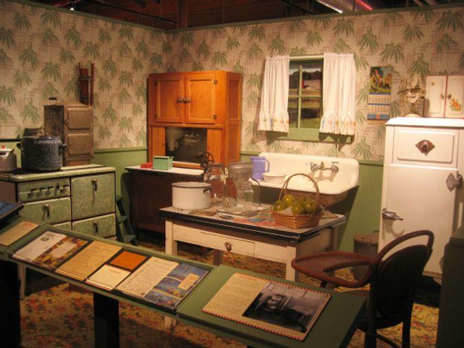1943 Canning Kitchen