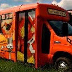 Cajun Food Tours bus