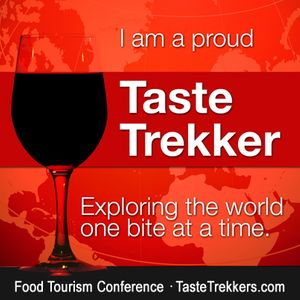 Taste Trekker Badge 403x403