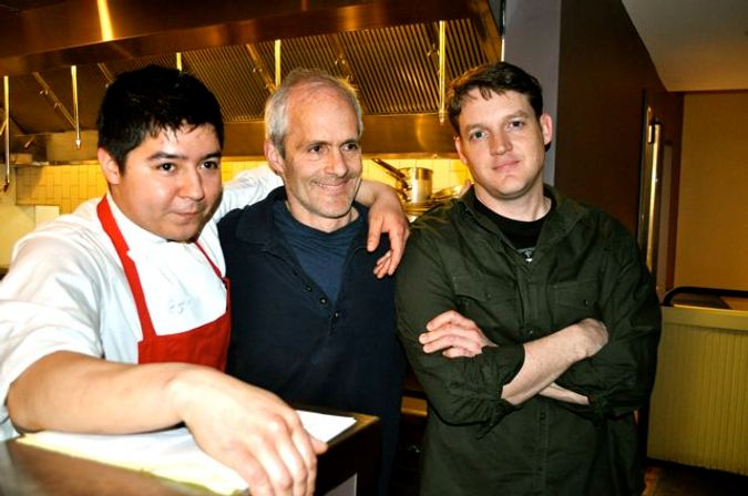 Chef Marcos and Friends