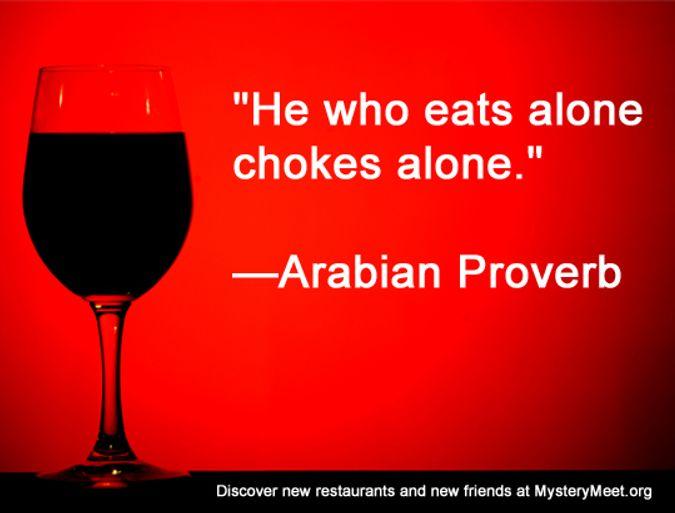 Chokes Alone