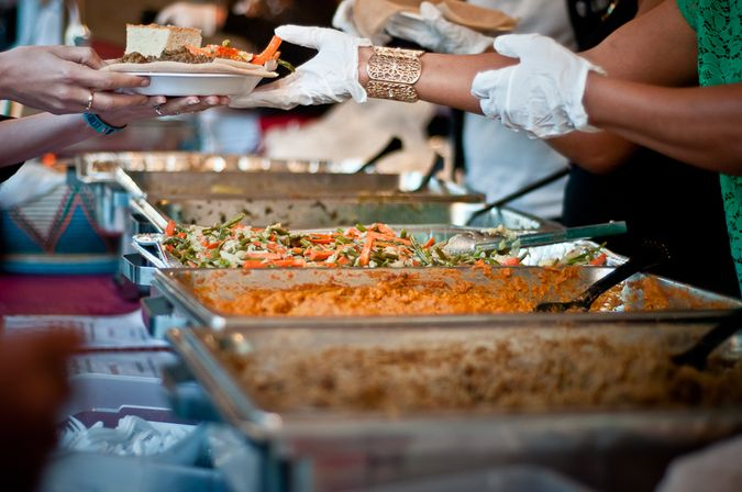 Eritrean cuisine at the Mediterranean Festival