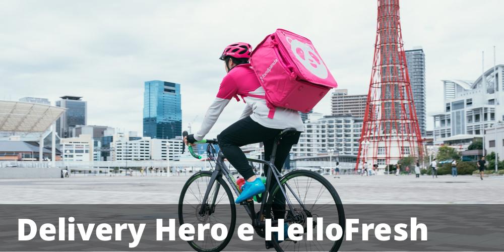 Possibile rendimento annuo del 13,90% con il certificate su Delivery Hero, HelloFresh