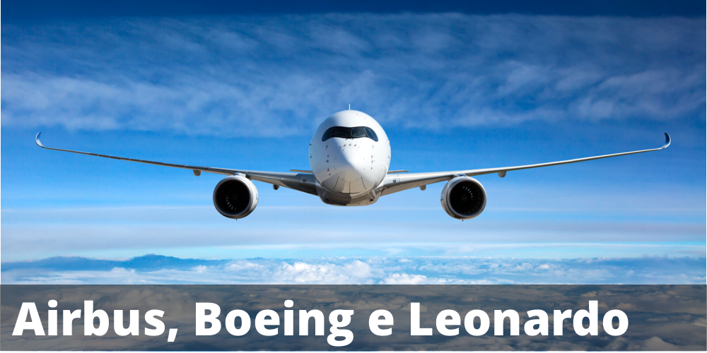 Possibile rendimento annuo del 11,66% con il certificate Cash Collect su Airbus, Boeing e Leonardo