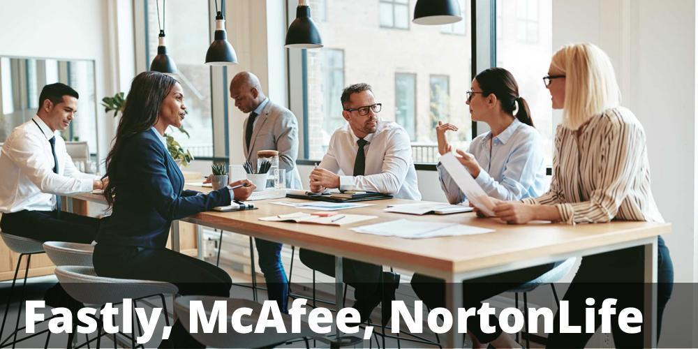 Possibili 2 Maxicedole del 7% nei prossimi 6 mesi con il certificate su FASTLY, MCAFEE, NORTONLIFE