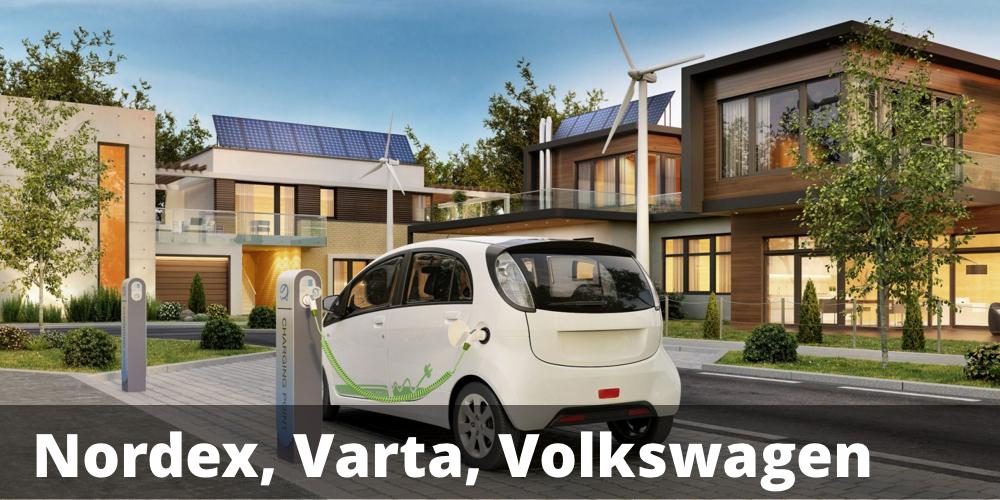 Possibile rendimento annuo del 12,77% con il certificate su Nordex, Varta, Volkswagen
