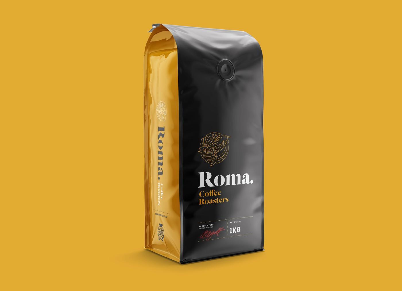 Roma Coffee Roasters