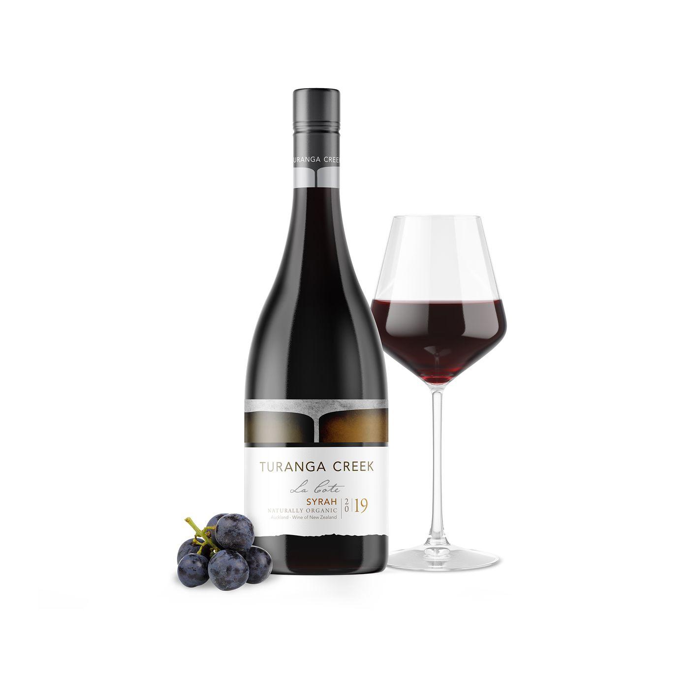 Turanga Creek Wine Reserve Syrah