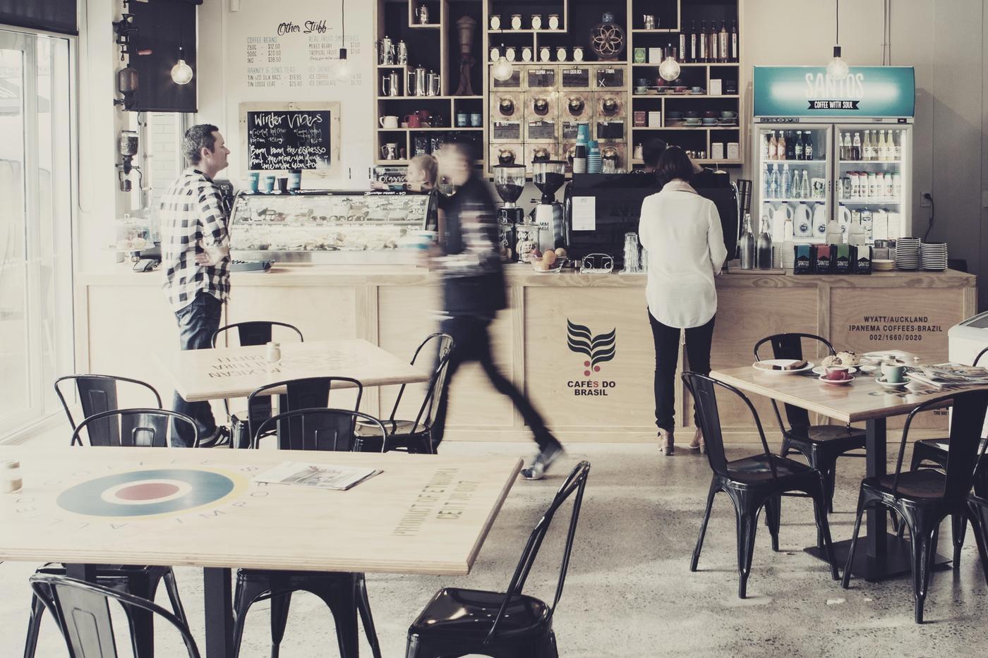 Santos Coffee Shop