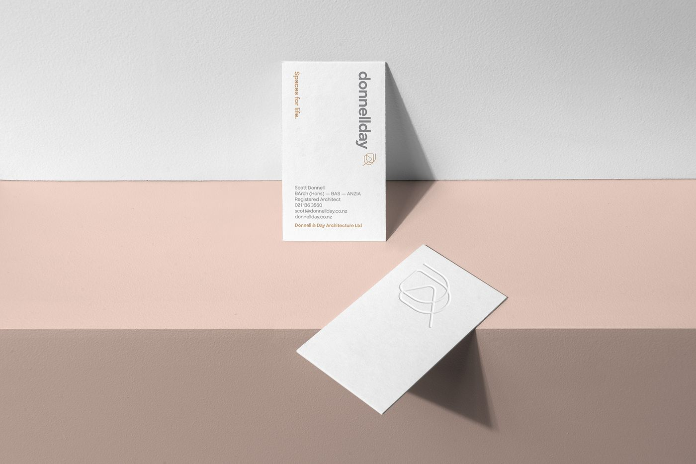 DonnellDay business cards