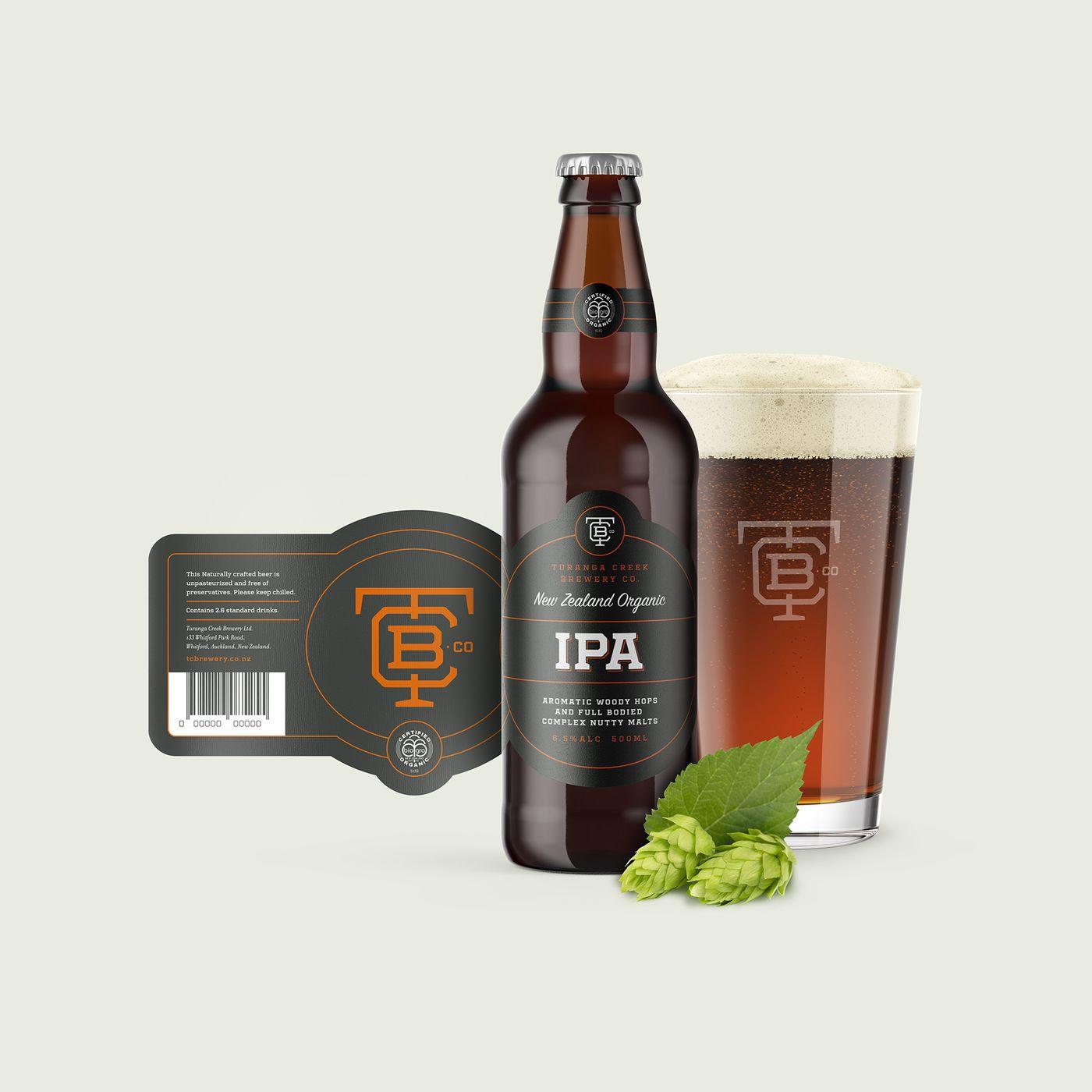 Turanga Creek - Beer