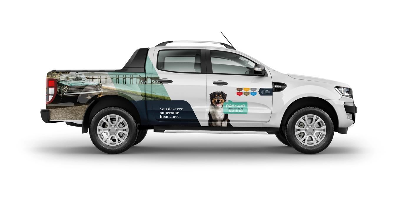 Star Insurance Specialists Ford Ranger