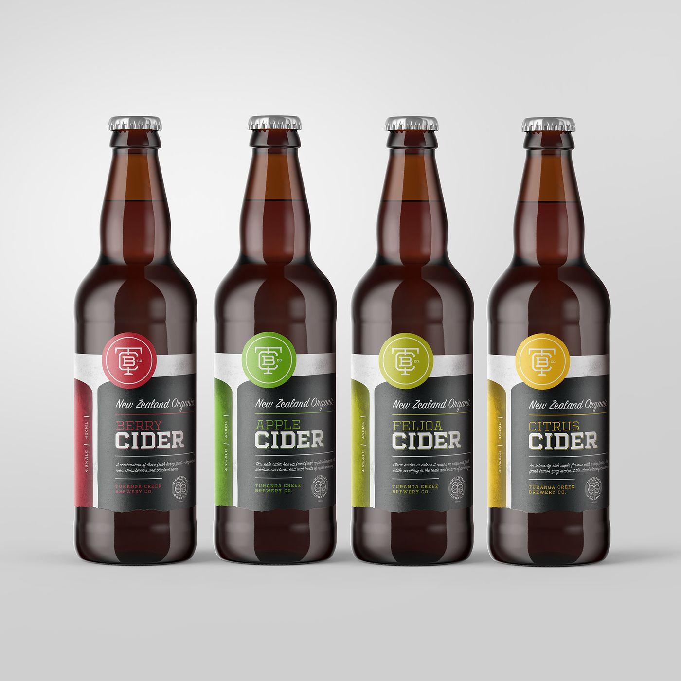 Turanga Creek - Cider