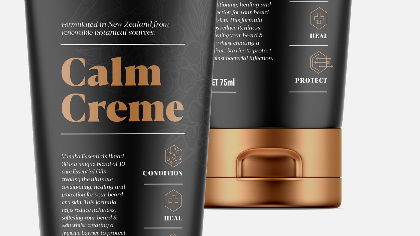 Manuka essentials calm creme