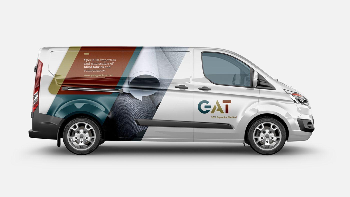 GAT Agencies Ford Transit