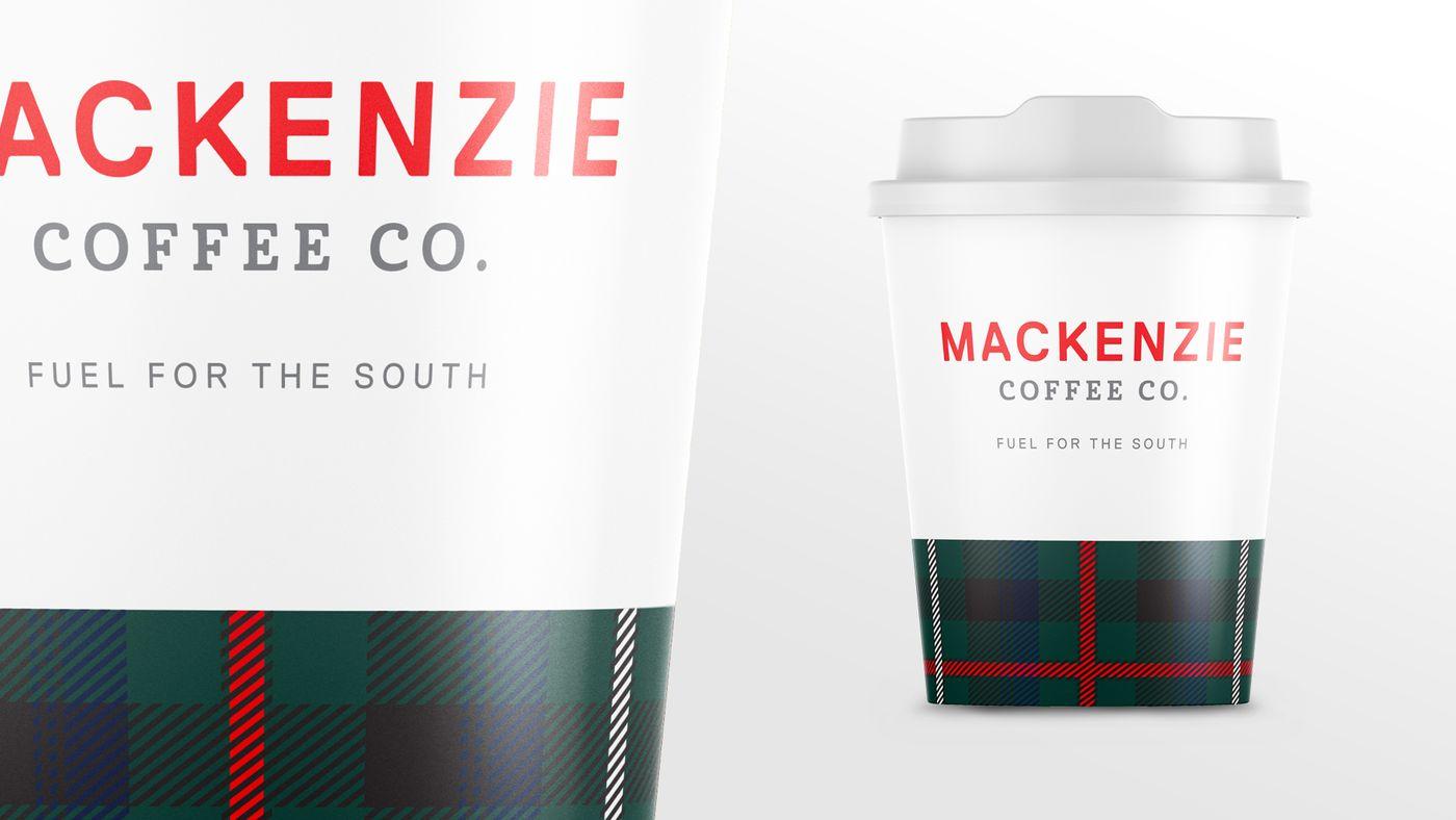 Mackenzie Coffee Co Cup Small
