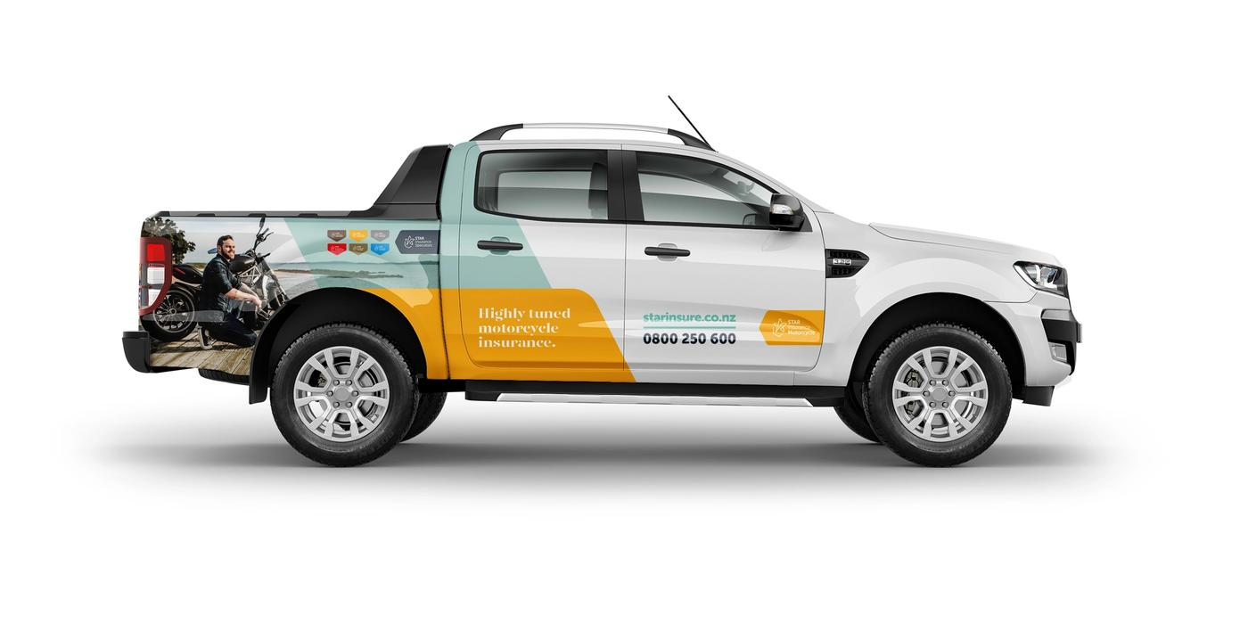 Star Insurance Specialists Motorcycle Ford Ranger