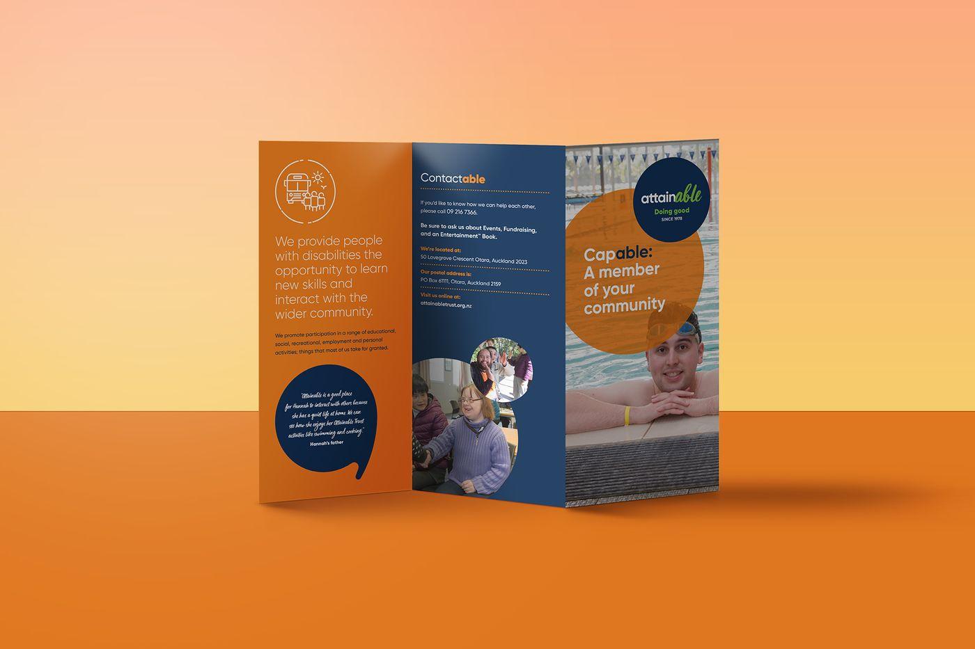 Community participation brochure