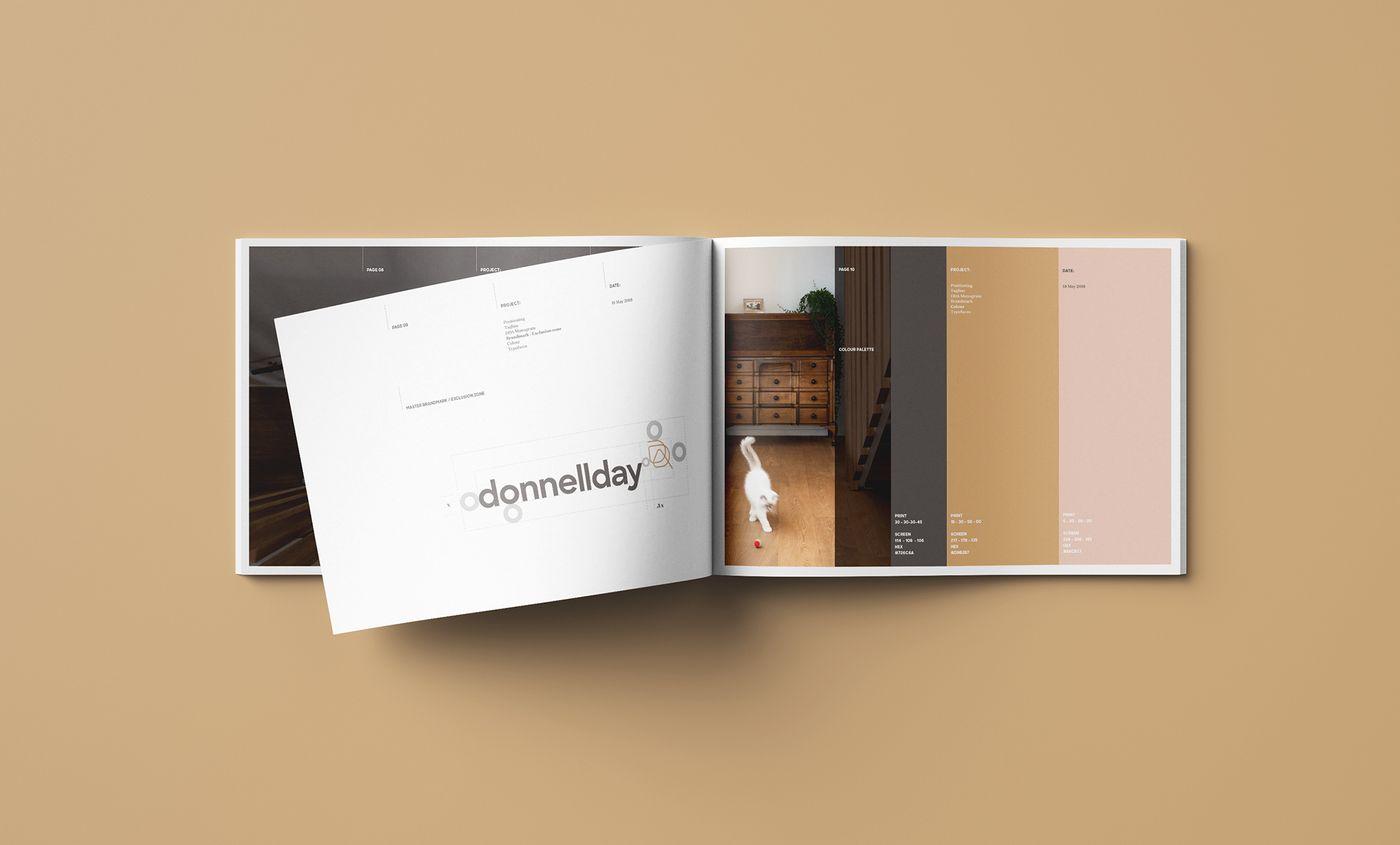 DonnellDay brand style guide