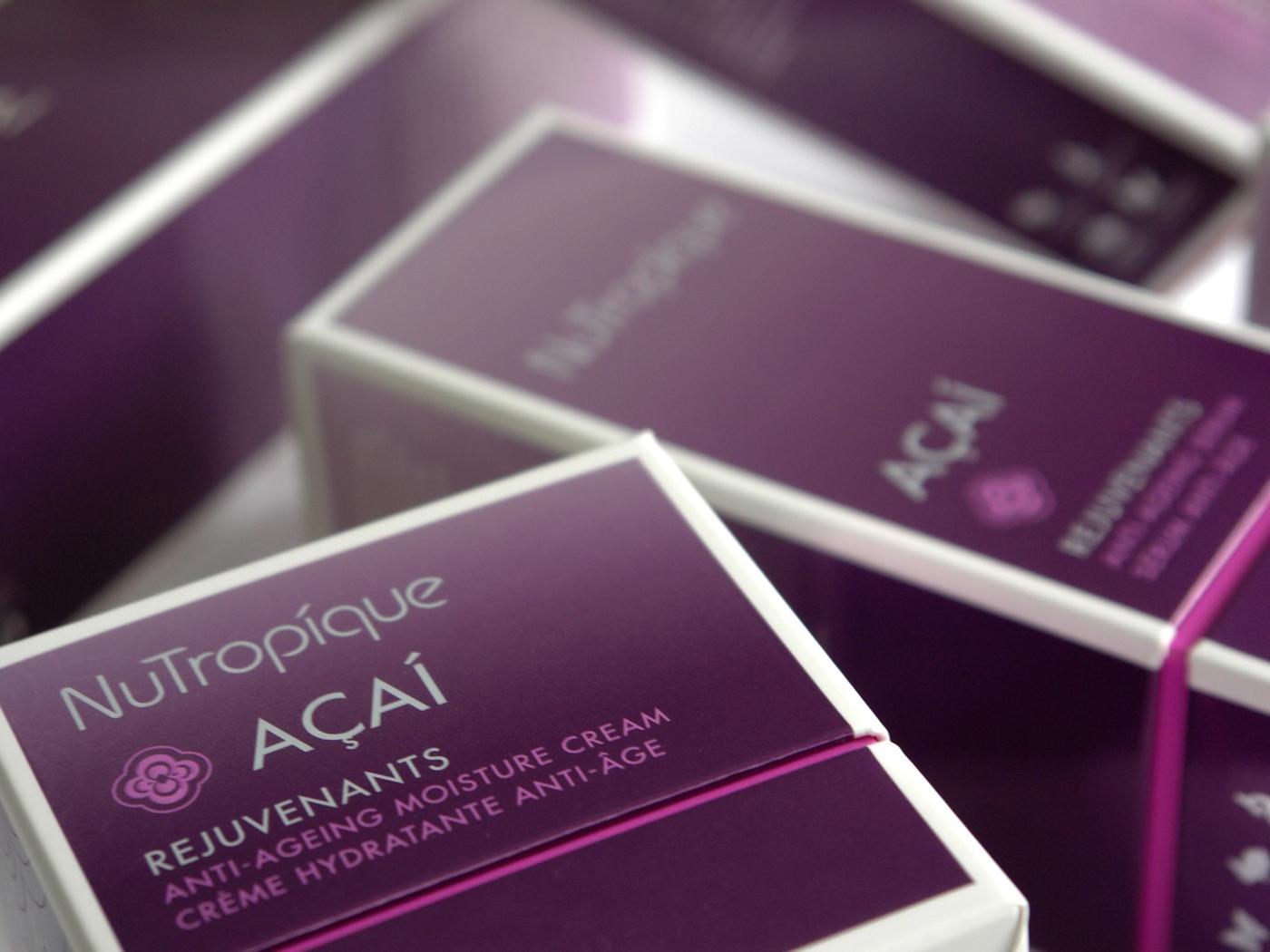 Nutropique anti-aging