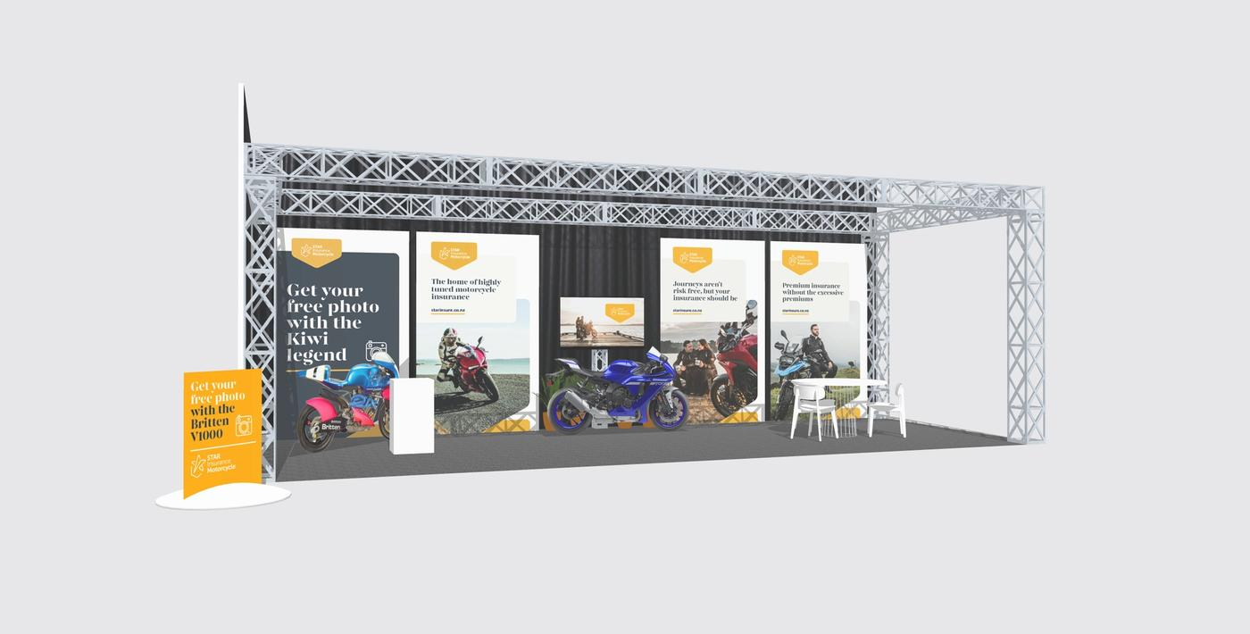 Star Insurance Specialists Motorcycle Show