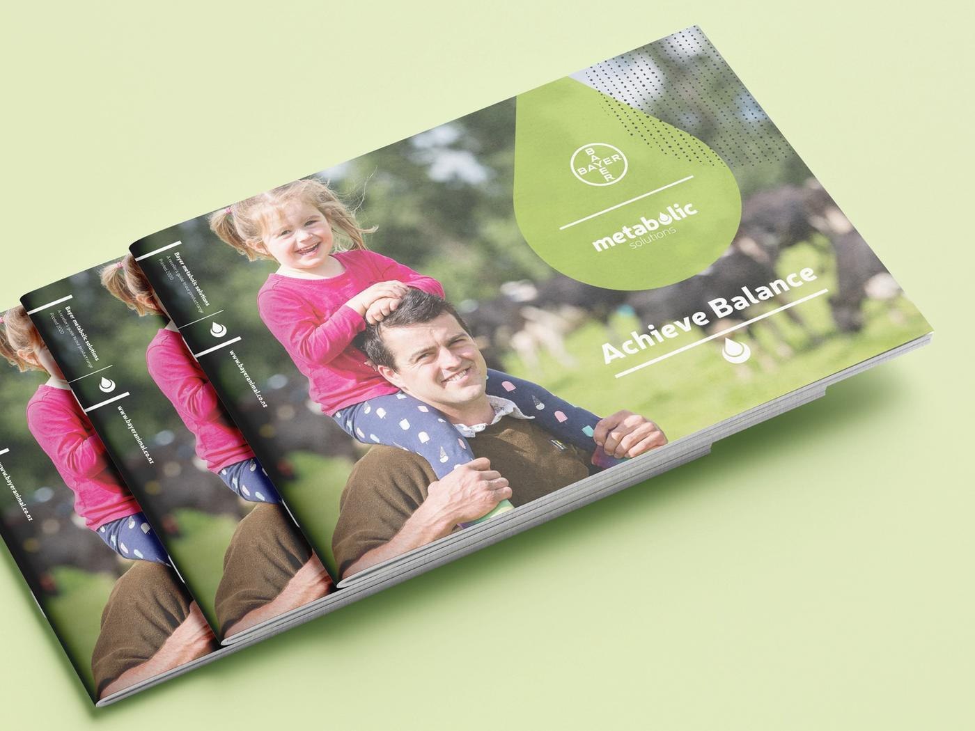 Bayer achieve balance book