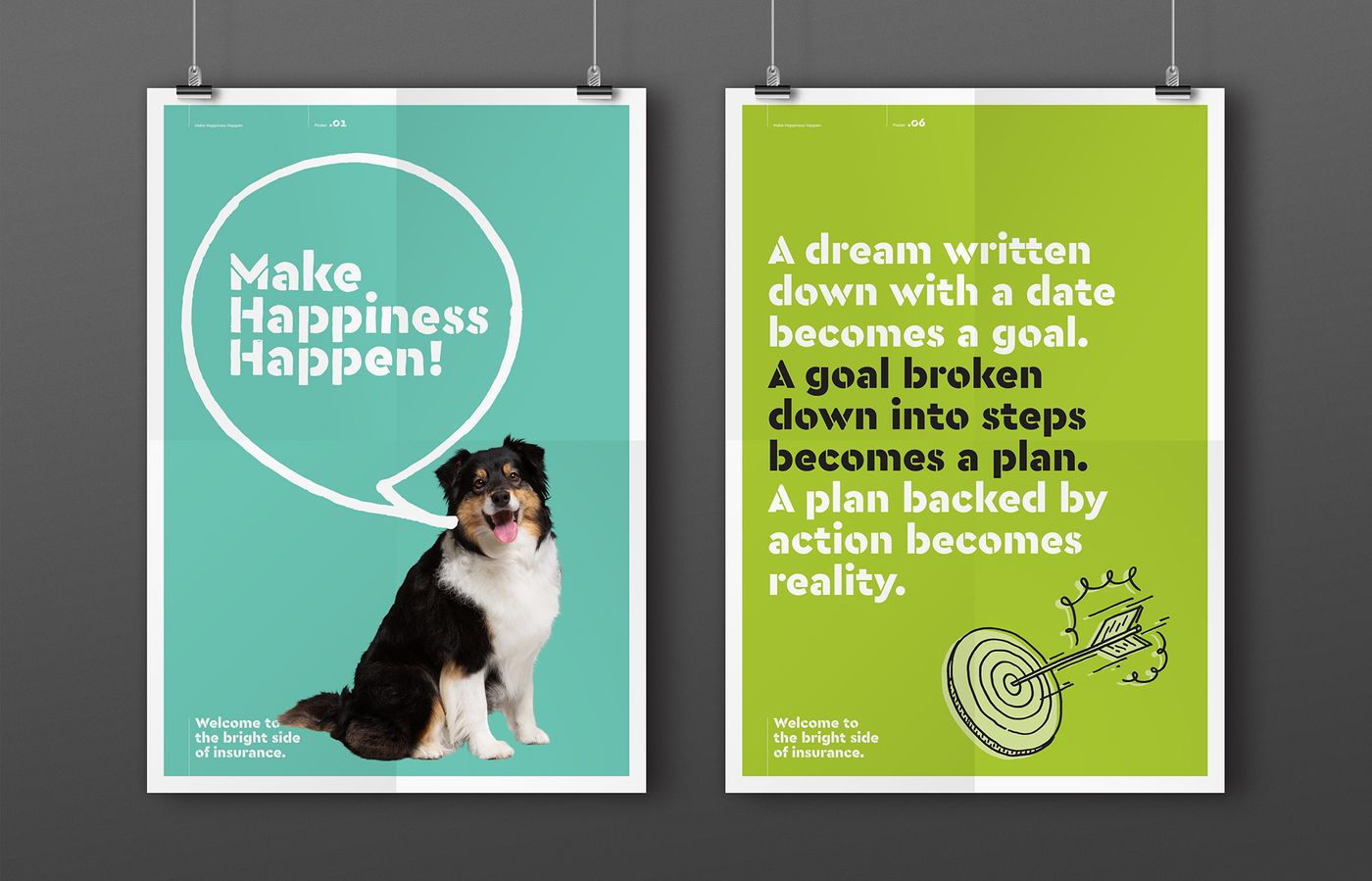 Star Insurance Specialists culture change posters