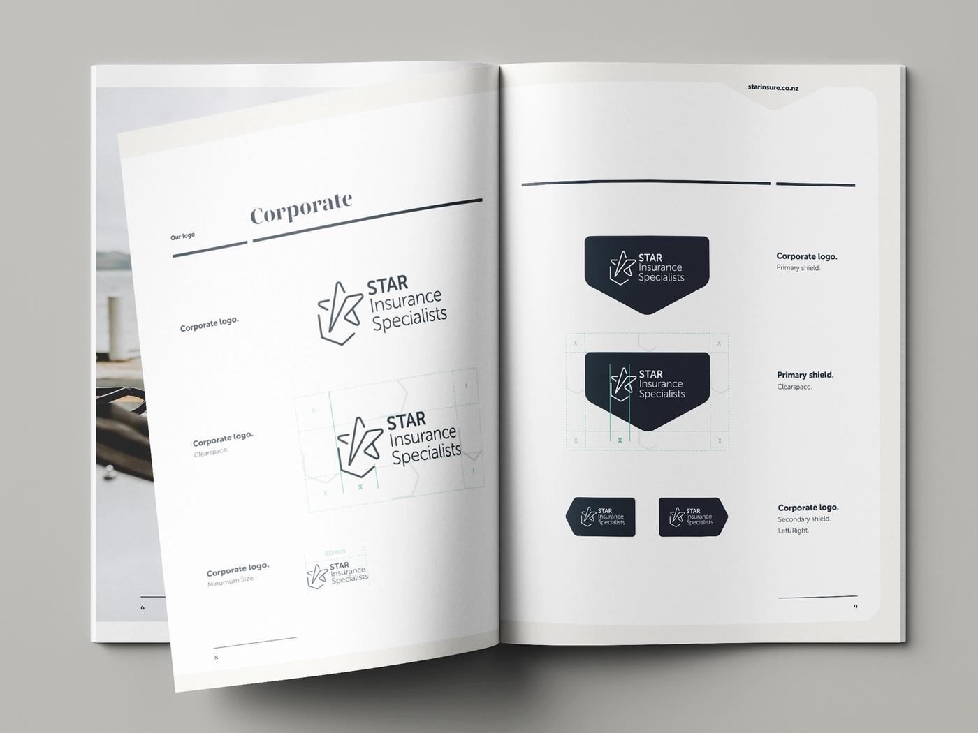 Star insurance brand style guide