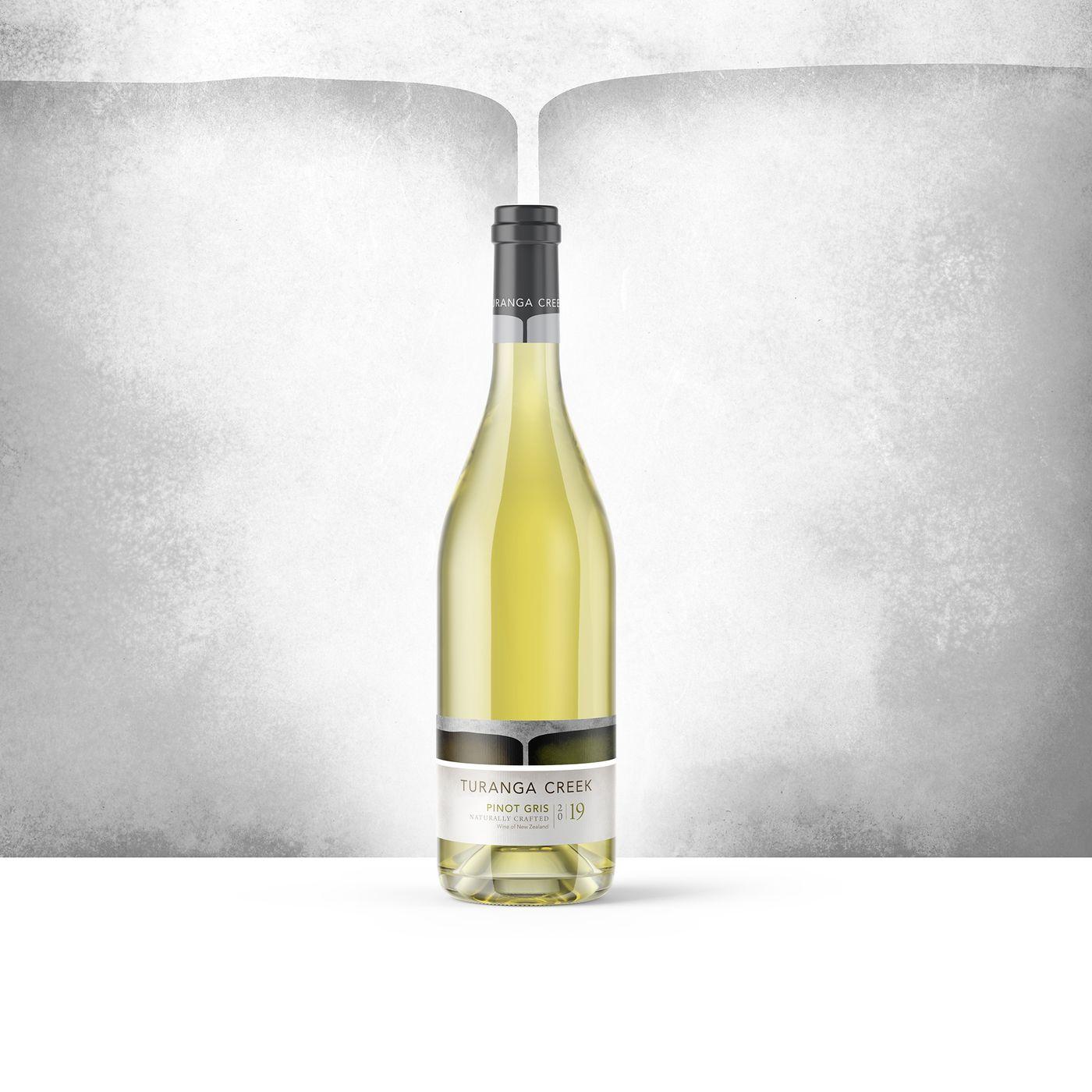 Turanga Wines Estate Pinot Gris