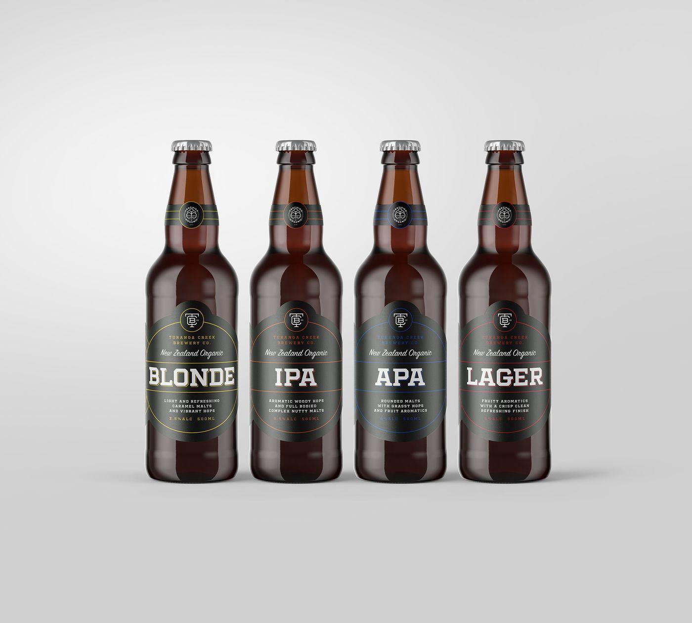 Turanga Creek Beer Range