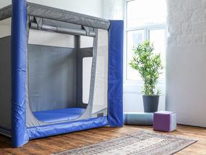 Standard pod in room