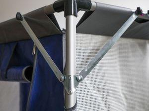 Travel pod frame