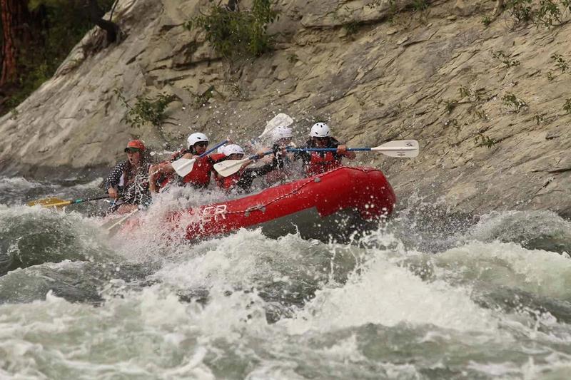 Wenatchee River Rafting