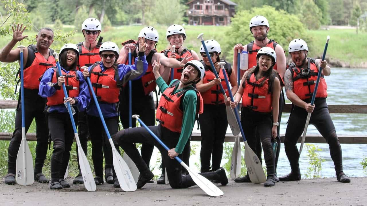 5 Reasons employees benefit from team building activities