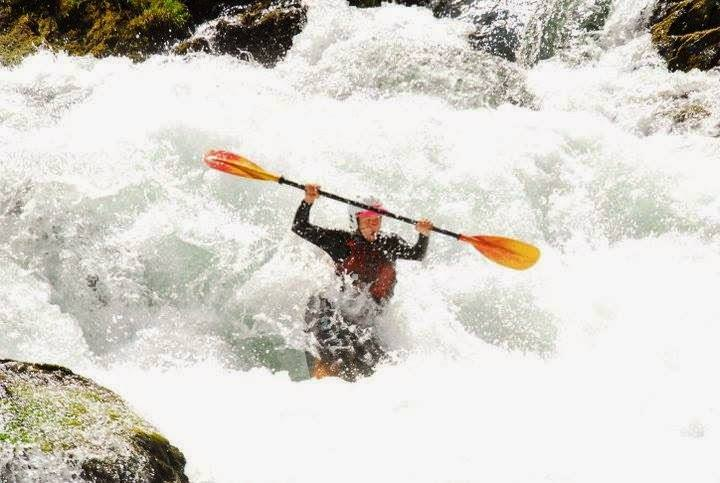 Learning to Kayak: A worthwhile endeavor for people who like things that are awesome.