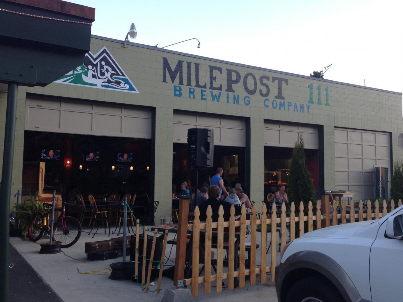 Community Connection: Milepost 111 Brewing Company - Cashmere, WA