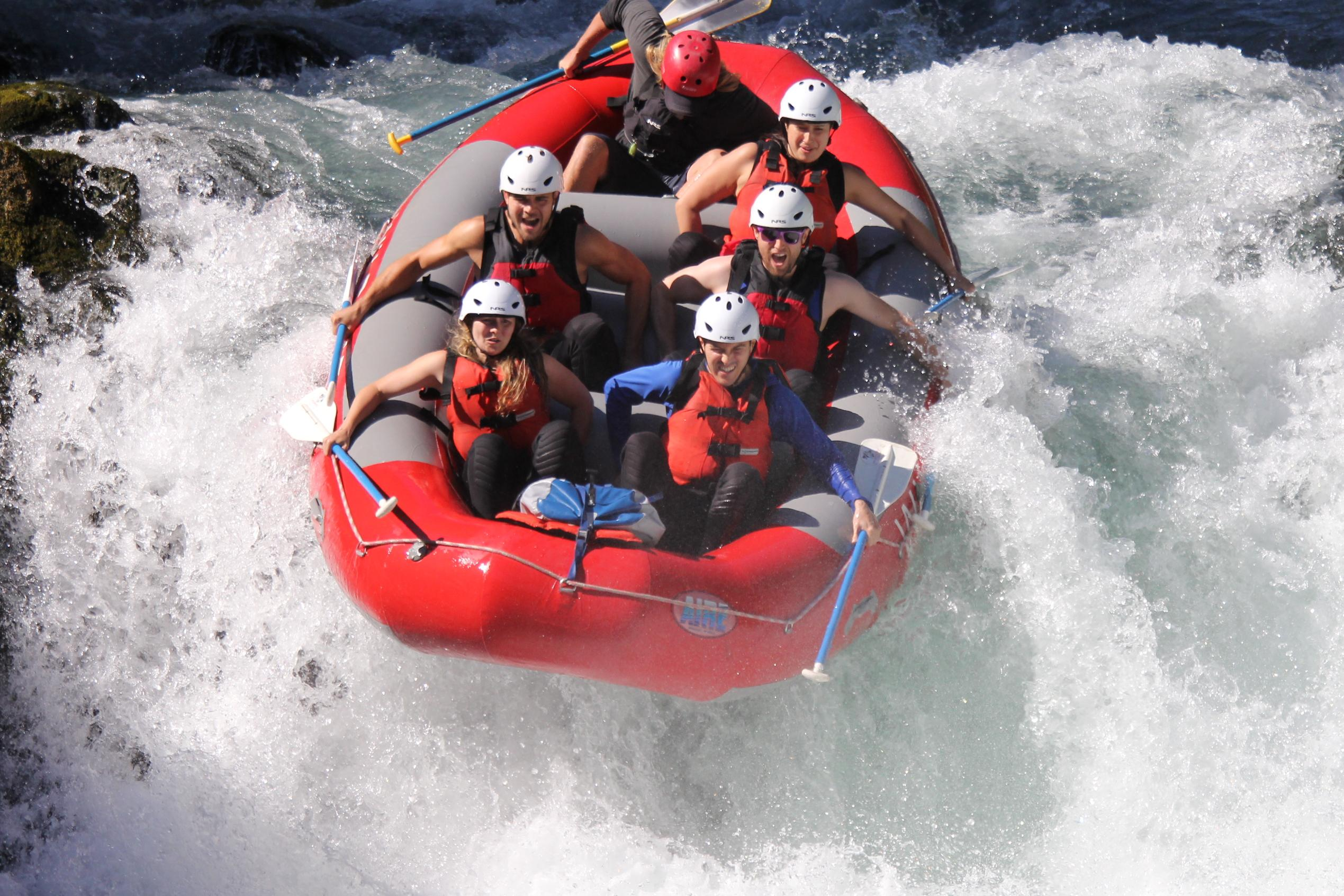 Wildwater River Guides