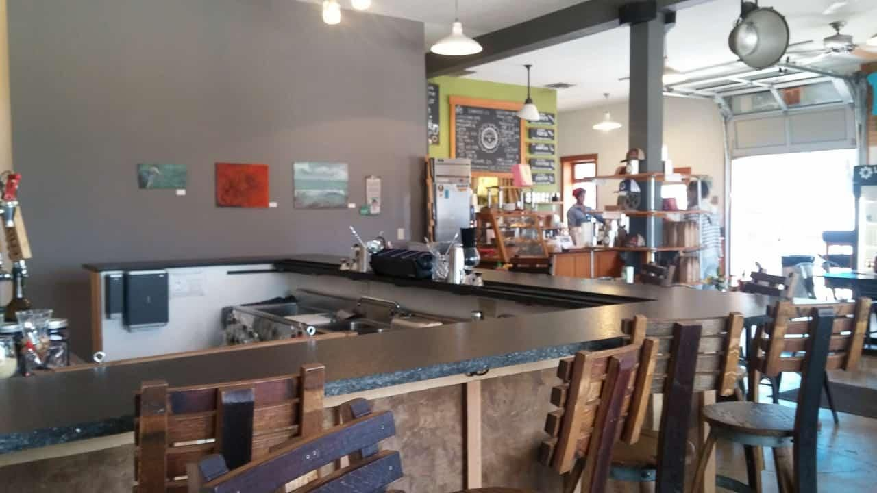 Community Connection: Kickstand Coffee & Kitchen - Hood River, OR