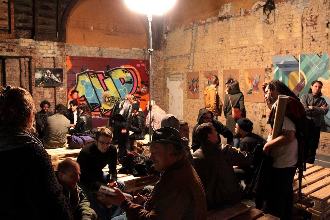 InFusion# Urban Art Festival, Pottporus e.V. Photo Oliver Look