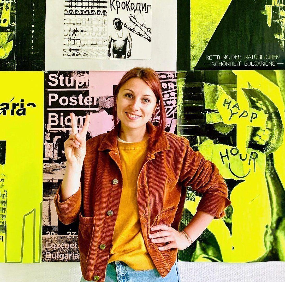 Porträt Vesela Stanoeva